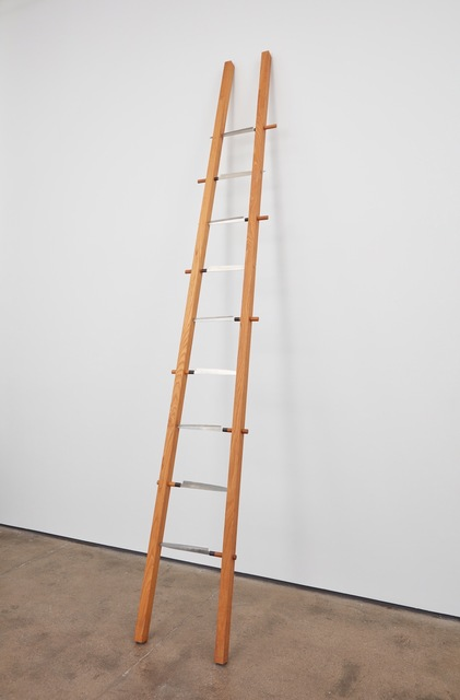 , 'Ladder,' 1995, Sean Kelly Gallery