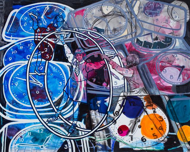 , 'Simultaneity,' 2015, Faur Zsofi Gallery