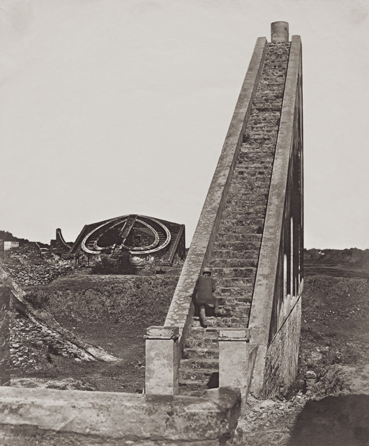 , 'Old Observatory Near Delhi ,' 1858, Getty Images Gallery