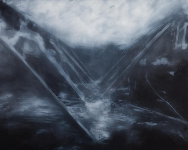 , 'Collapsed,' 2014, Galerie Clemens Gunzer