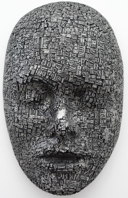 , 'Font II 7/7,' 2016, Oeno Gallery
