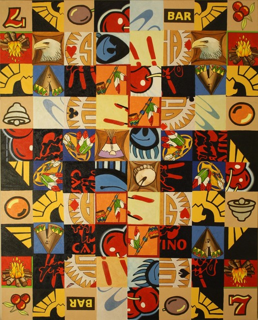 , 'Casino (therapeutic) Quilt,' 2012, Art Mûr