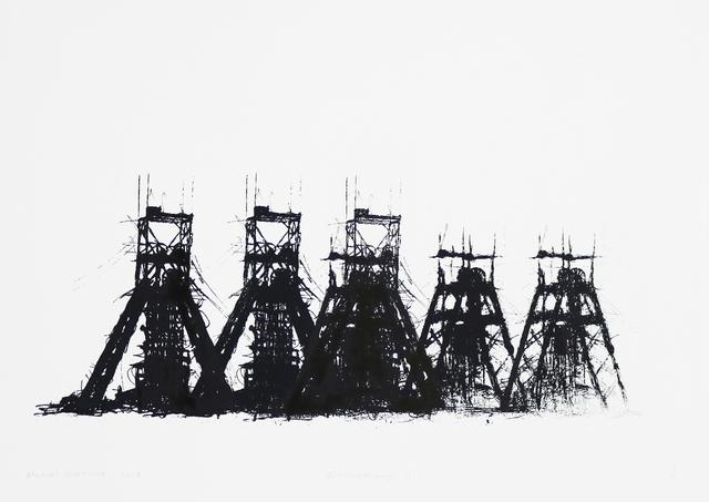 , 'Johannesburg II,' 2018, Eclectica Galleries