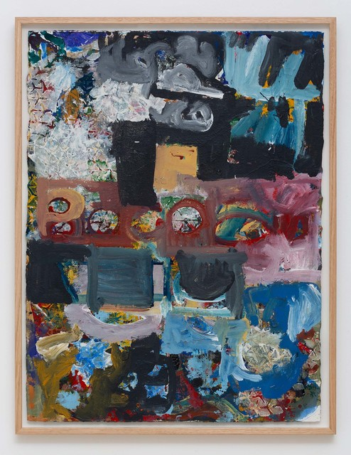 Jake Walker, 'Untitled', 2018, Painting, Acrylic on paper, Gallery 9
