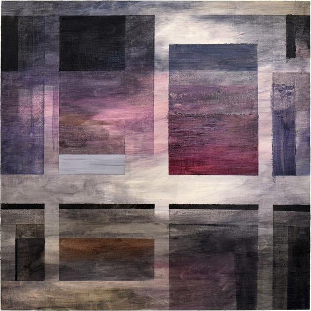 , 'A Self Portrait of Discomfort II,' 2017, EBONY/CURATED