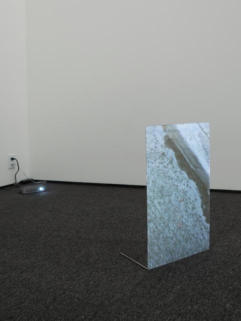 , 'A Stream,' 2018, ELASTIC Gallery