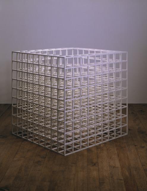 Sol LeWitt, 'Floor Piece', 1976, Museum of Contemporary Art San Diego