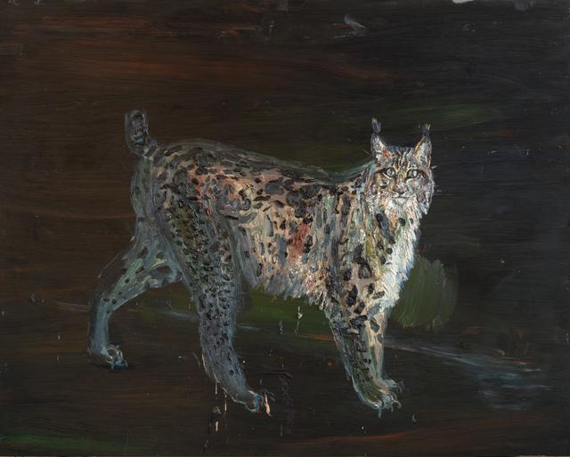 , 'Scottish Lynx,' 2017, Javier Lopez & Fer Frances