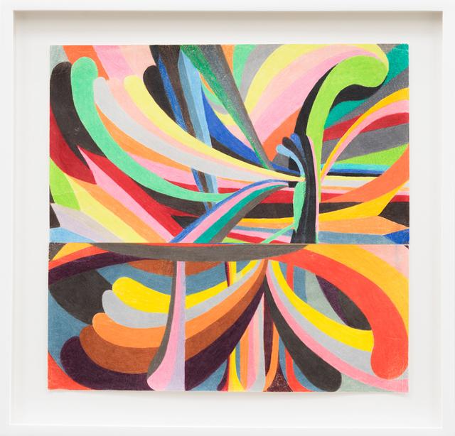 , 'Kaleidoscopic Intentions 4,' 2014, Rosamund Felsen Gallery