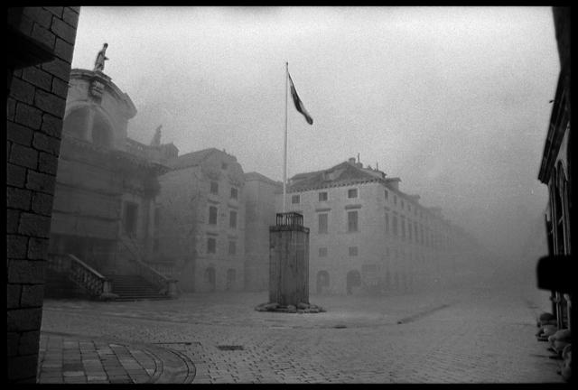 , 'The Last Shot IV,' 1991, Museum of Modern Art Dubrovnik