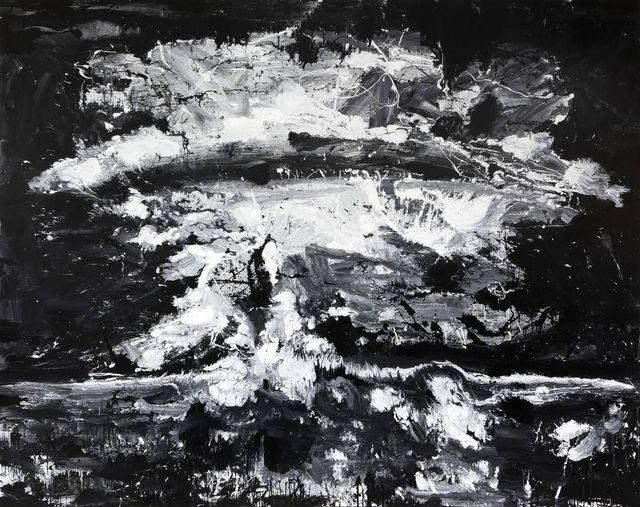 Roberto Coda Zabetta, 'Untitled 3', 2009, Painting, Enamel on canvas, MC2Gallery