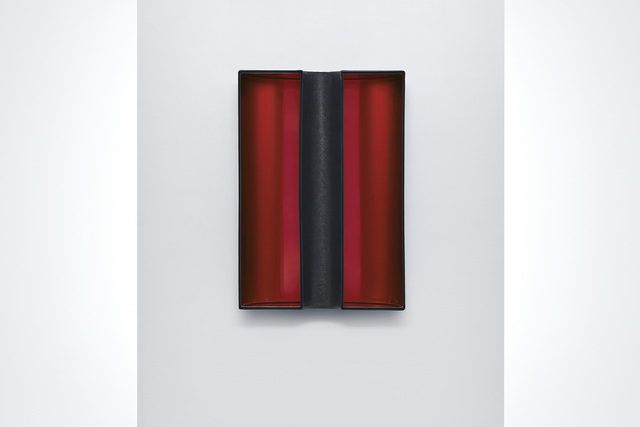 , 'Red Window,' 2016, Roehrs & Boetsch