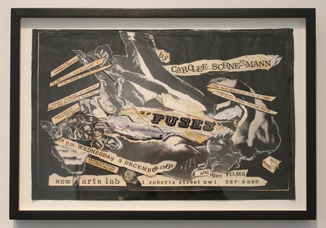 , 'Fuses,' 1969, P.P.O.W
