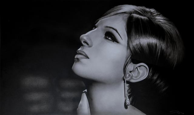 , 'Barbara Joan Streisand | Barbra Streisand,' 2017, NG Art Gallery