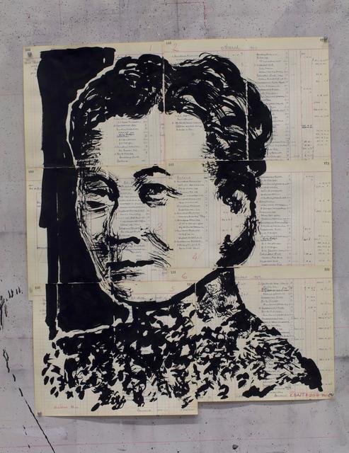 , 'Untitled (Madame Mao),' 2016, Goodman Gallery