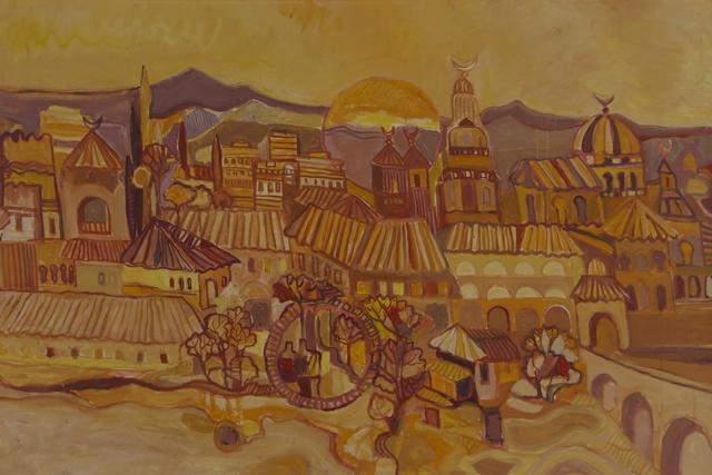 , 'Granada,' 1989, Hafez Gallery