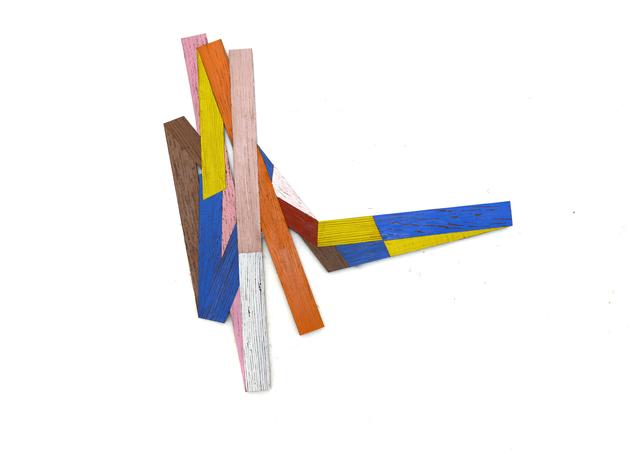 , 'Bebop,' 2019, Bartha Contemporary