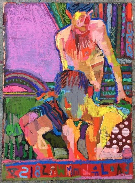 , 'Summer of Love III,' 2018, Galerie Kornfeld