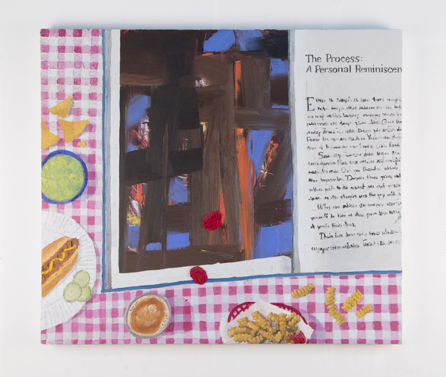 , 'A Personal Reminiscence,' 2014, Freight + Volume