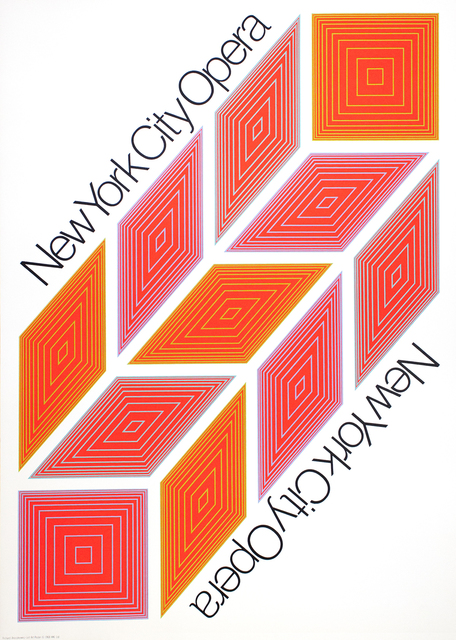 , 'New York City Opera,' 1968, ArtWise