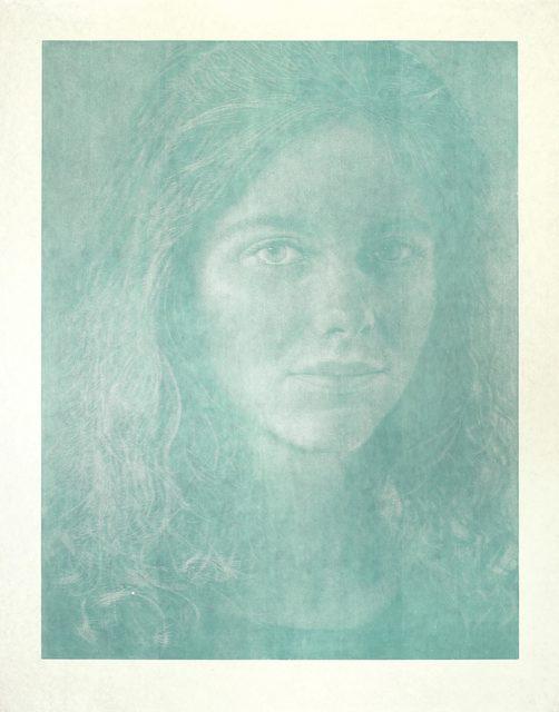 Franz Gertsch, 'Dominique', 1988, Koller Auctions