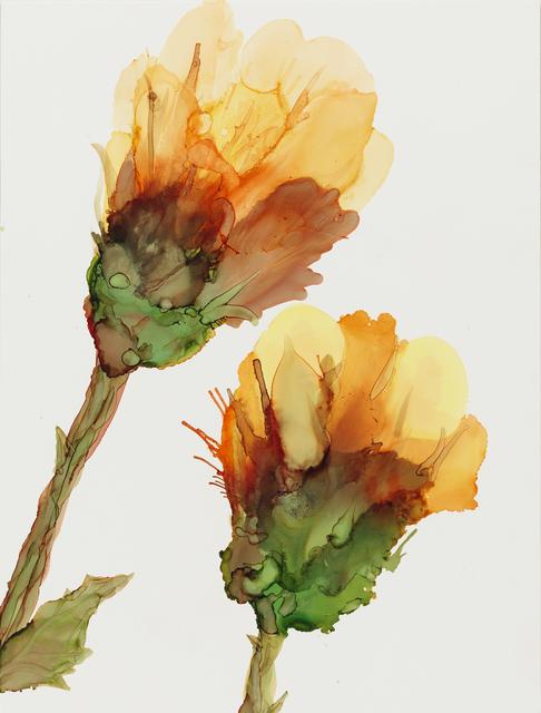 , 'Amber Stems,' , Chicago Art Source