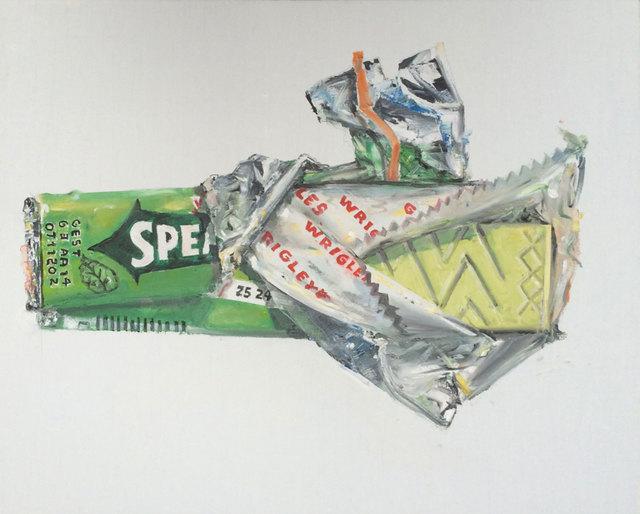 , 'Spearmint,' 2015, Galerie Barbara von Stechow