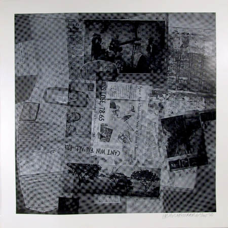 Robert Rauschenberg, 'Surface Series From Currents, #37 and #50', 1970, RoGallery Auctions
