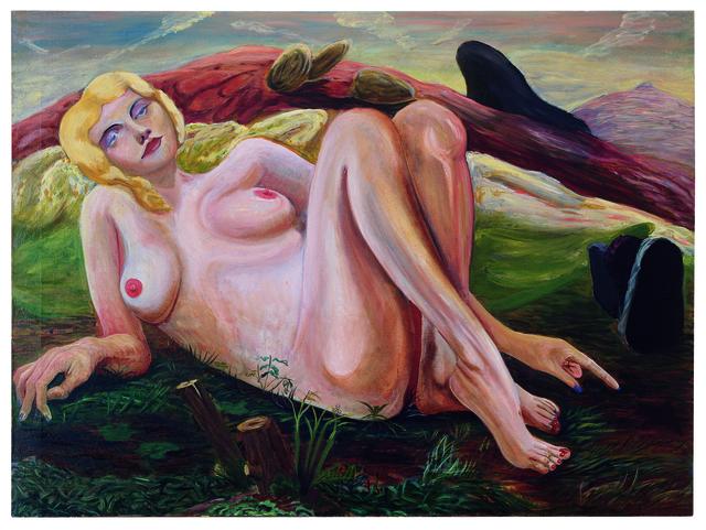 , 'Jean Harlow,' 1964, L.A. Louver