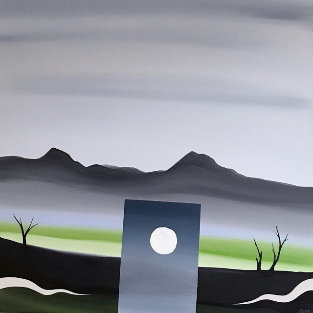 , 'Moon Door,' 2017, Contemporary Collective Gallery