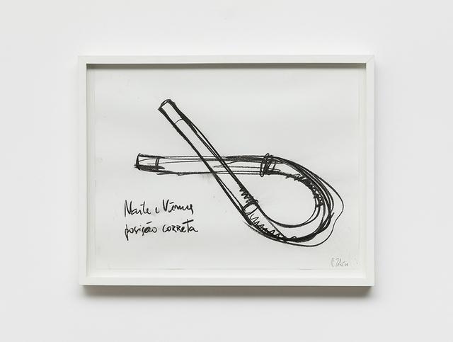 , 'Marte e Vênus (posição correta),' 2008, Galeria Raquel Arnaud