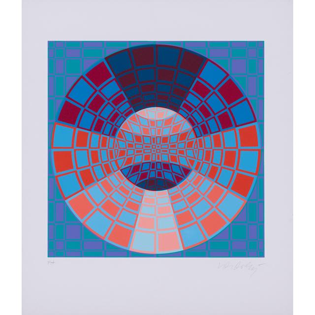 Victor Vasarely, 'Pixis', Circa 1980, PIASA