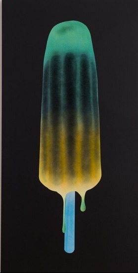 , 'Inverted Bomb Pop (after Johns),' 2013, Rosenfeld Gallery
