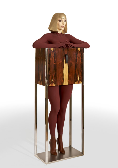 , 'Refrigerator,' 2018, LEVY Galerie