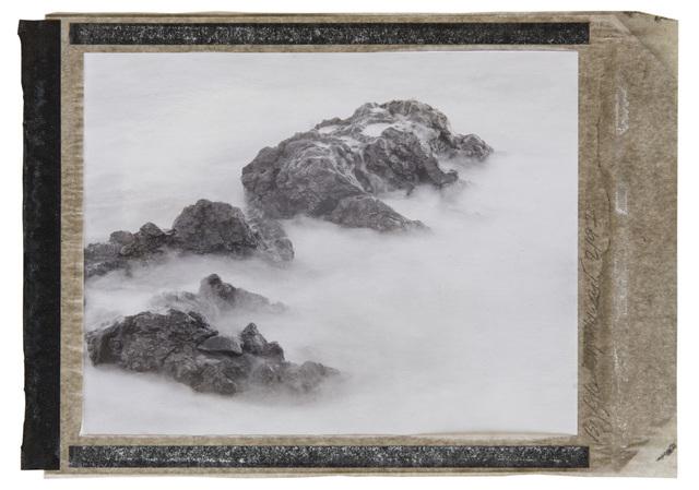 , 'Big Island Hawaii, Lava rocks and sea water ,' 1995, Galerie f5,6