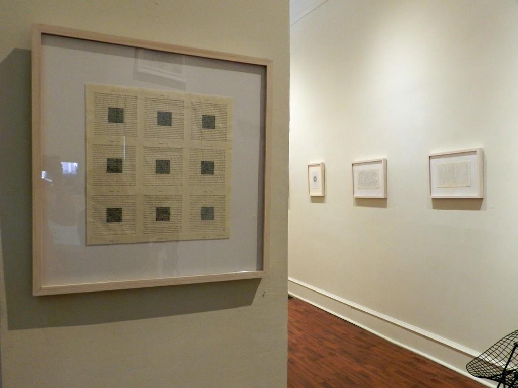 Works by Youdhi Maharjan,  Seraphin Gallery, Philadelphia, PA