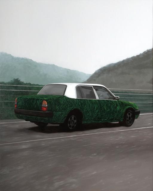 , 'Sustained,' 2018, Yavuz Gallery