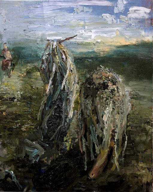 Alex Merritt, 'Screaming Trees', 2019, Booth Gallery