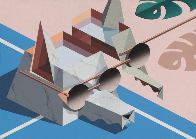, 'Trending,' 2017, StolenSpace Gallery