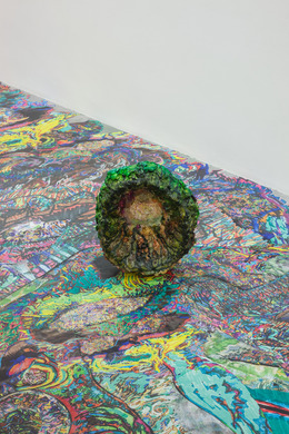 , 'untitled (eye grottos),' 2013, Kerlin Gallery