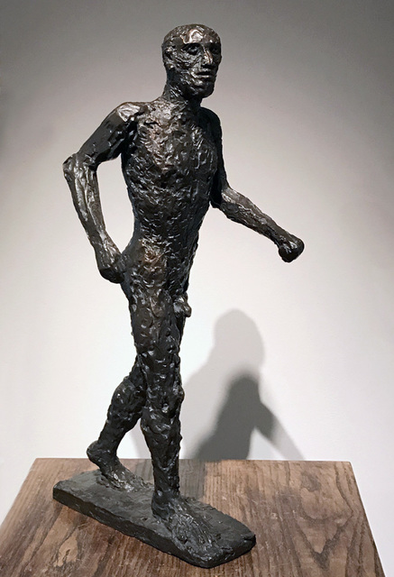 , 'Walking Man,' 1989, Osborne Samuel
