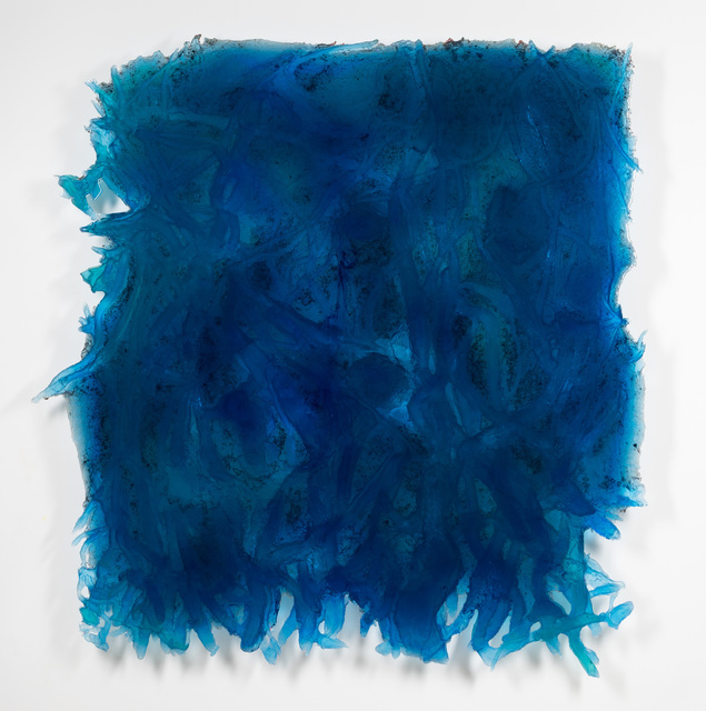 , 'Big Blue Tree,' 2018, Johyun Gallery