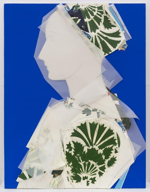, 'Perfil IV,' 2017, Lucia Mendoza