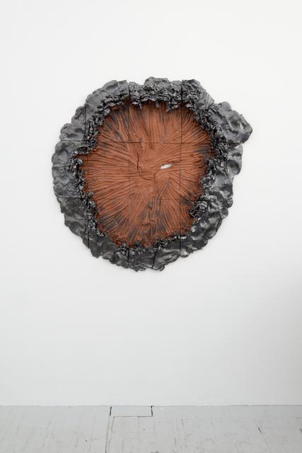 """, '""""Raked Open, 132lbs"""",' 2014, Galerie Lefebvre & fils"""