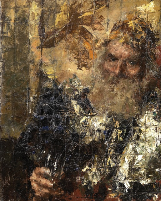 , 'PORTRAIT OF AN OLD MAN,' , Rob Smeets Old Master Paintings