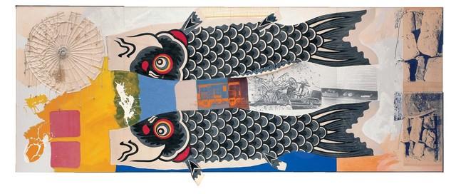 Robert Rauschenberg, 'Doubleluck', 1995, Robert Rauschenberg Foundation
