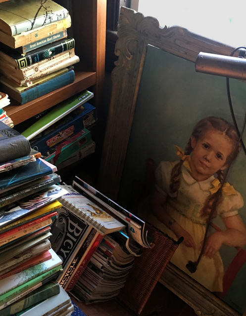 , 'Portrait of a Girl,' 2018, AMP: Art Market Provincetown