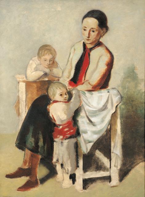 , 'La famille de l'artiste I,' 1940-1941, W&K - Wienerroither & Kohlbacher