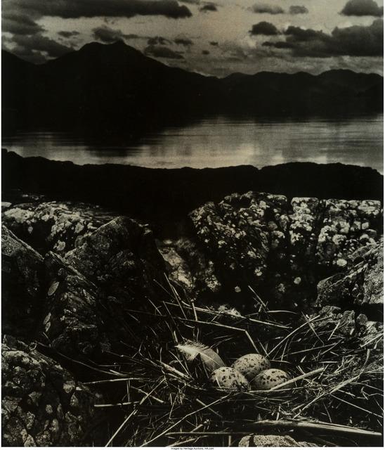 Bill Brandt, 'Gull's Nest, Midsummer Eve, Isle of Skye', 1947, Heritage Auctions