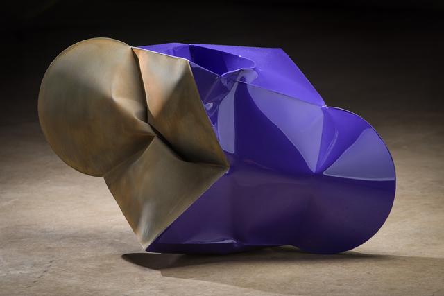 , 'Pipe Violet,' 2016, Bentley Gallery